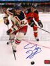 Carl Hagelin New York Rangers Signed 2012 Winter Classic Action 8x10