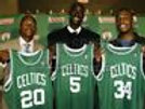 Boston Celtics Ray Allen Kevin Garnett Paul Pierce 2  8x10 11x14 16x20 photo 085