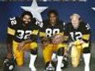 Bradshaw Swann Harris Pittsburgh Steelers   8x10 11x14 16x20 photo 271