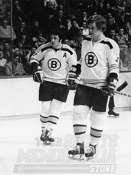Bobby Orr Phil Esposito Boston Bruins Action 8x10 11x14 16x20 4081