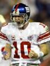 2007 Super Bowl Giants Eli Manning pumped MVP 8x10 11x14 16x20  photo 336