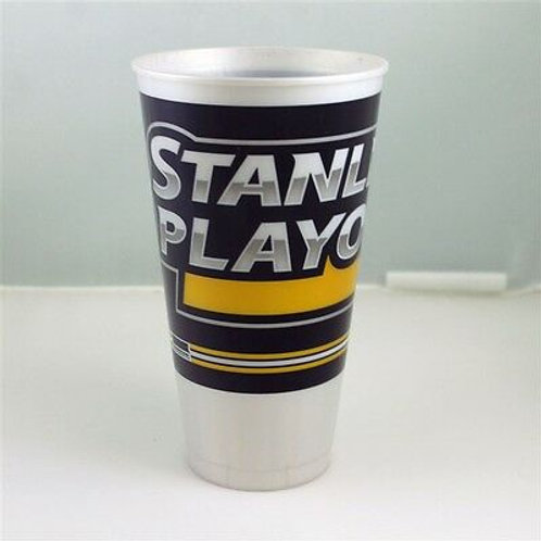 Boston Bruins 2013 Stanley Cup Plastic Playoffs Souvenir Drinking Cup