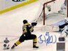 Brad Marchand Boston Bruins signed short handed goal Stanley Cup Finals 16x20