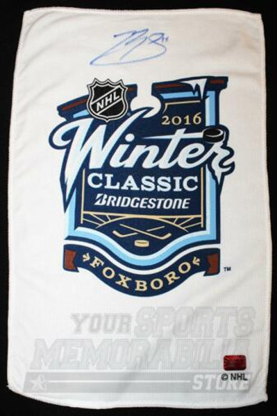 Brendan Gallagher Montreal Canadiens Signed Autographed Winter Classic Towel