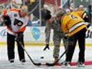 Bobby Orr Bobby Clark Bruins Flyers Winter Classic   8x10 11x14 16x20 photo 0933