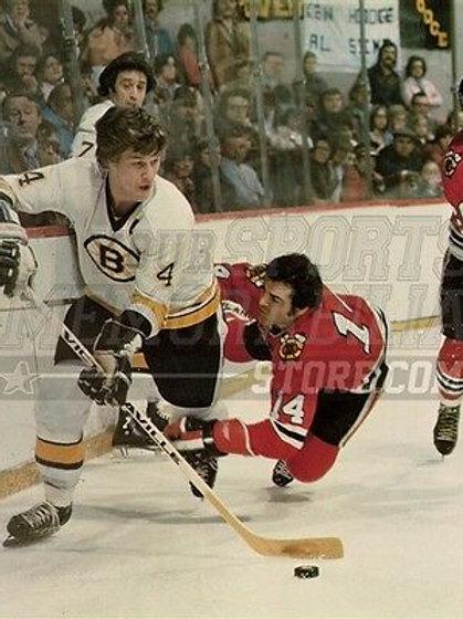 Bobby Orr Boston Bruins Home Action  8x10 11x14 16x20 1435