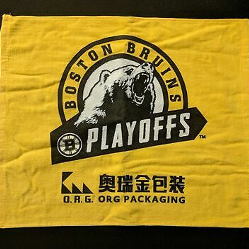 Boston Bruins 2019 Stanley Cup Game 7 Rally Towel