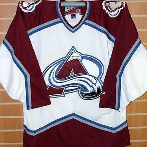 Colorado Avalanche NHL Pro Player Replica Hockey Jersey