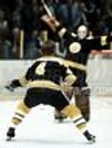 Bobby Orr Gerry Cheevers Boston Bruins celebration 8x10 11x14 16x20 photo 692
