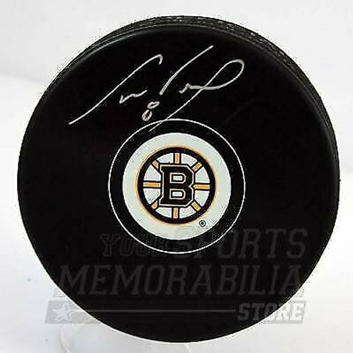 Cam Neely Boston Bruins Signed Autographed Bruins Hockey Puck