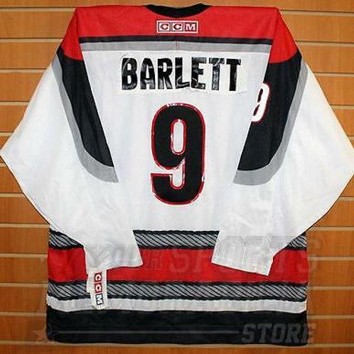 Barlett Portland Pirates #9 AHL CCM Official Replica Hockey Jersey XL