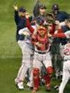 Jason Varitek Red Sox 07 World Series on field  8x10 11x14 16x20 photo 225