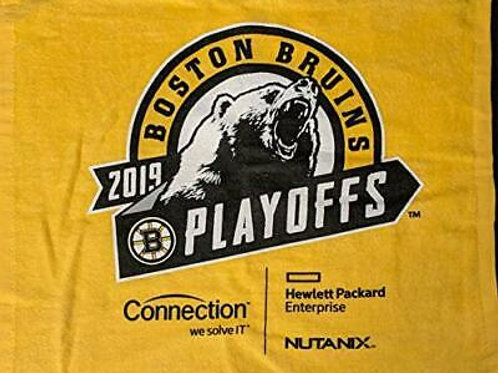 Boston Bruins 2019 Final Rally Towel Game 5