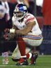 2007 Super Bowl Giants Michael Strahan pumped sack 8x10 11x14 16x20  photo 334