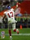 2007 Super Bowl Giants Plaxico Burress running  8x10 11x14 16x20  photo 340