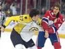Adam McQuaid Boston Bruins Providence  fight game 8x10 11x14 16x20 photo 300