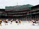 Boston Bruins Philadelphia Flyers Fenway Park fascade 8x10 11x14 16x20 938