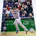 Bobby Kielty Boston Red Sox signed 07 WS 8x10 GW HR