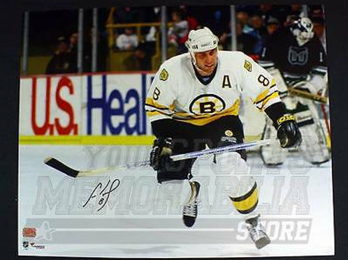 Cam Neely Boston Bruins Signed Autographed Action 16x20 H