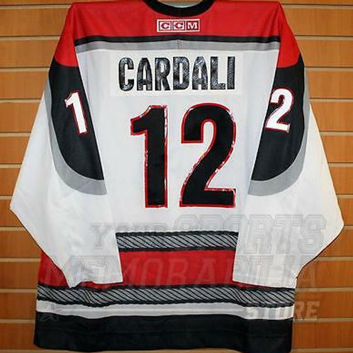 Cardali Portland Pirates #12 AHL CCM Official Replica Hockey Jersey XXL