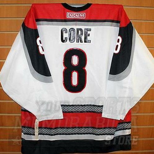 Core Portland Pirates #8 AHL CCM Official Replica Hockey Jersey XL