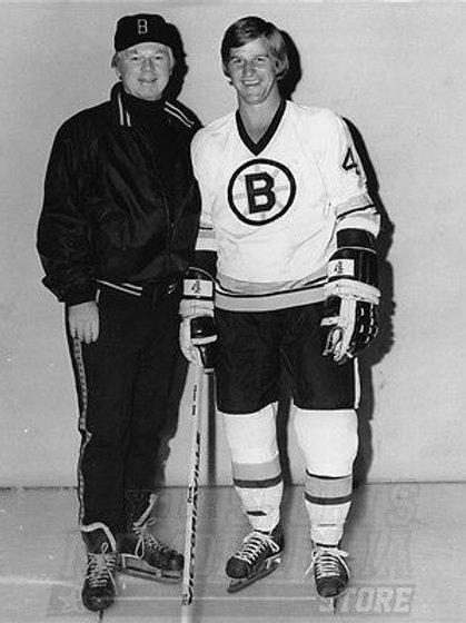 Bobby Orr Don Cherry Boston Bruins  8x10 11x14 16x20 4222
