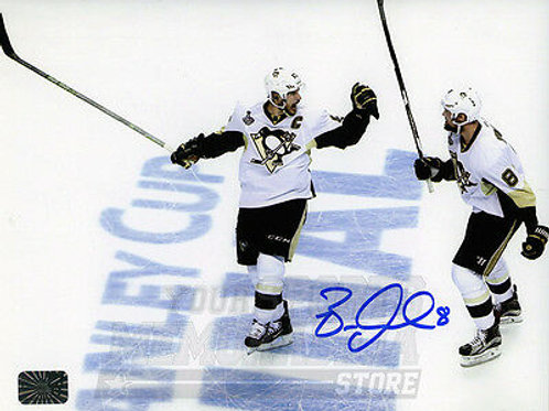 Brian Dumoulin Pittsburgh Penguins Signed Autographed Stanley Cup Finals 8x10