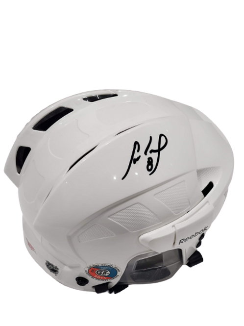 Cam Neely Boston Bruins signed autographed FULL SIZE Reebok helmet