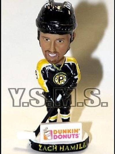 Zach Hamill Providence Bruins Bobble Head
