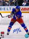 Brian Boyle New York Rangers Signed Autographed Home Action 8x10