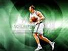 Brian Scalabrine Boston Celtics green target pass 8x10 11x14 16x20 photo 608