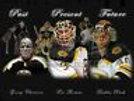 Cheevers Thomas Rask Boston Bruins goalie collage 8x10 11x14 16x20 photo 804