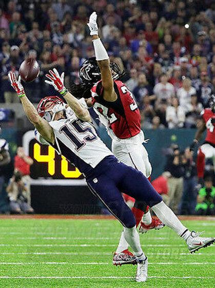 Chris Hogan New England Patriots Super Bowl LI 8x10 11x14 16x20 20x24 photo 4932
