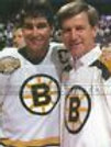 Bobby Orr Ray Bourque smile pose together  8x10 11x14 16x20 photo 831