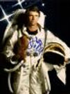 Bill Lee Boston Red Sox signed astronaut suit 8x10
