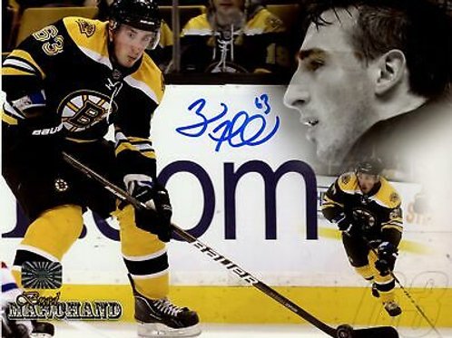 Brad Marchand Boston Bruins Signed Autographed Collage 8x10