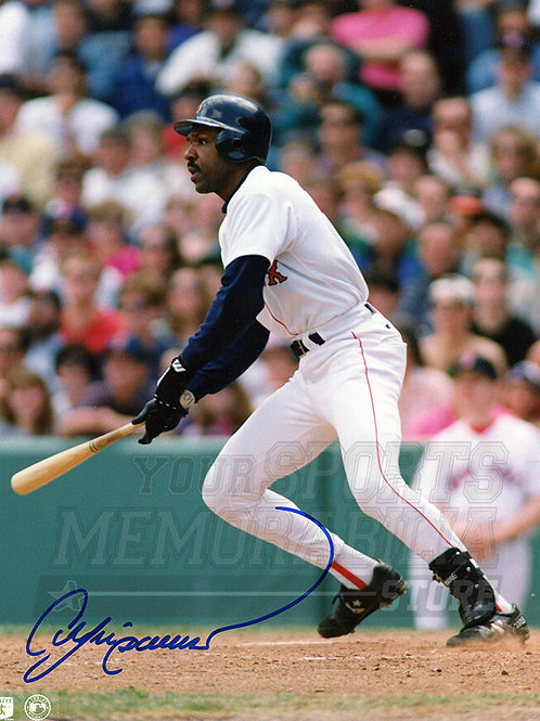 Andre Dawson Boston Red Sox Signed Autographed 8x10 HOF