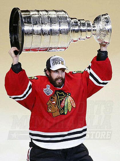 Corey Crawford Chicago Blackhawks Stanley Cup 8x10 11x14 16x20 20x24 Photo 4411