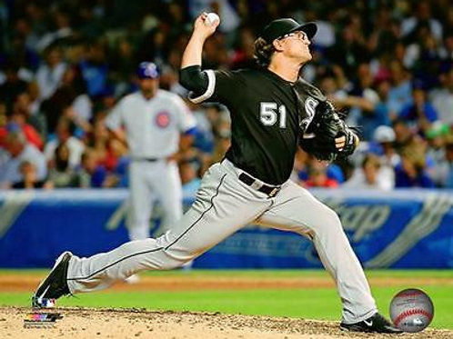 Carson Fulmer Chicago White Sox 2016 Pitching Action PhotofIle 8x10 AATS236