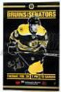 Brad Marchand Boston Bruins Signed Autographed Game Day Roster Poster 11x17