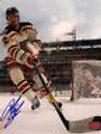 Anton Stralman New York Rangers Signed 2012 Winter Classic Upclose 8x10