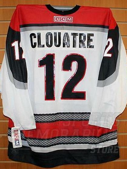 Clouatre Portland Pirates #12 AHL CCM Official Replica Hockey Jersey XL