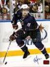 Chris Kreider New York Rangers Signed Team USA World Juniors 8x10 Kreider holo B