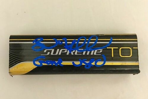 """Brad Marchand Boston Bruins Signed Autographed """"Game Used"""" Inscribed Stick Piece"""