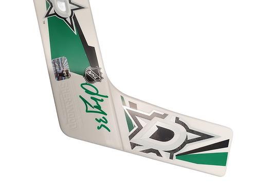 Anton Khudobin Dallas Stars signed Mini Goalie Stick