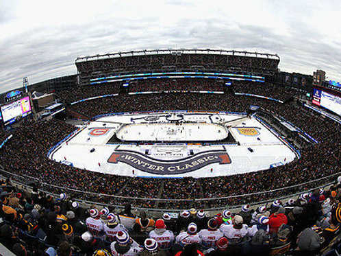 2016 Winter Classic ?Gillette Stadium Aerial View 8x10 11x14 16x20 20x24  4548