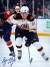 Byron Bitz Boston Bruins Florida Panthers Signed 8x10