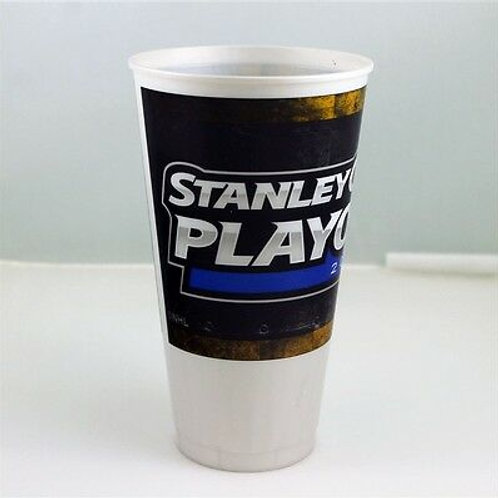 Boston Bruins 2012 Stanley Cup Playoffs Plastic Souvenir Drinking Cup