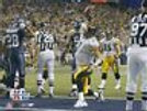 Ben Roethlisberger Steelers Super Bowl touchdown   8x10 11x14 16x20 photo 484