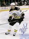 Brian McGrattan Providence Bruins Signed Autograph Away Jersey 8x10 Predators